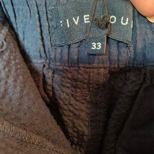 Five Four Shorts - Navy blue men's Five Four shorts
